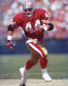 Tom Rathman #0 8x10 Unsigned Photo San Francisco 49 Ers (s) from $4.0