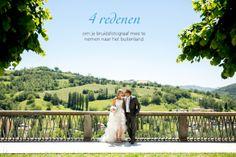 4 redenen om je trouwfotograaf mee te nemen naar het buitenland | Destination Wedding Mon et Mine | Een blogpost met daarin een aantal goede redenen om extra na te denken over het invliegen van je bruidsfotograaf. Wij gaan graag met je mee : )