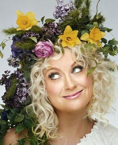 Amy Poehler, photographed by Martin Schoeller for Time magazine