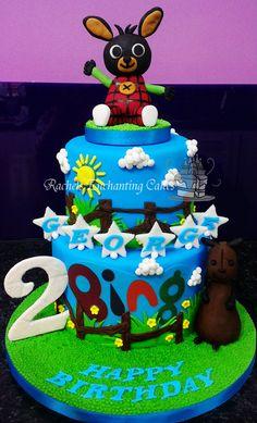 Bing & flop Cake by Rachels Enchanting Cakes