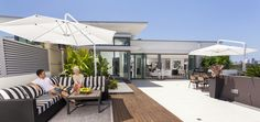 6 Feng Shui Tips To Bring Meaning & Intention Into Your Home Casa Feng Shui, Feng Shui House, Feng Shui Tips, Consejos Feng Shui, Penthouse For Sale, Cantilever Umbrella, Diy Deck, Outdoor Living, Houses