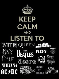 Music n keep calm