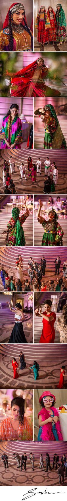Traditional Afghan dancing ensues. Beautiful! I love my culture.