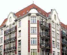Hamburg - Uhlenhorst Jugendstil 17 | Flickr - Photo Sharing!