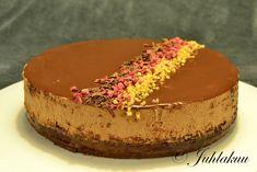Suklaa-kahvimoussekakku Tiramisu, Cheesecake, Ethnic Recipes, Desserts, Food, Tailgate Desserts, Deserts, Cheesecakes, Essen