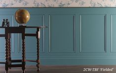 A minimalist bordered panel reflective of century New England shaker furniture makers. Stair Paneling, Wooden Panelling, Stair Walls, Wooden Wall Panels, Wood Panel Walls, Wooden Walls, Wall Panelling, Paneled Walls, Georgian Interiors
