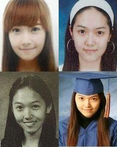 Graduation Photo of K-POP Girls Idols Cute! Looks Different? Who Is She!? [PHOTOS] | KpopStarz