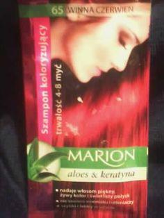 Orlika's kingdom: Marion szampon koloryzujący 4-8 myć