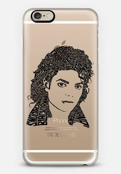 Michael Jackson iPhone 6 case by Seanings | Casetify