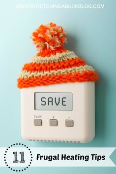 """11 Frugal Heating Tips"" ‪#‎TipTuesday‬"