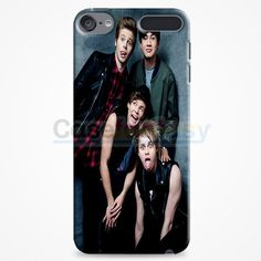 5 Second Of Summer Personel Act iPod Touch 6 Case | casefantasy