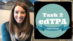 edTPA Task 2 Video Lesson How To - Top 5 Tips from edTPA the easy way