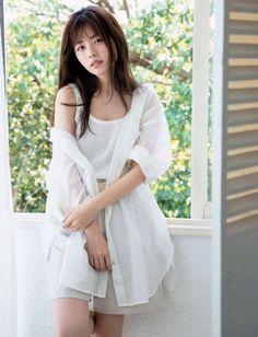 Beautiful Japanese Girl, Japanese Sexy, Beautiful Asian Women, Cute Asian Girls, Cute Girls, Very Pretty Girl, Culture Pop, Korean Girl Fashion, Foto Pose