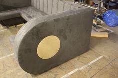 Specialist Furniture #seating #design #bespoke www.stevehowiebespokefurniture.com