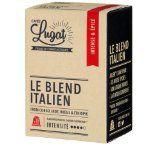 Blend Italien - 10 capsules de café compatibles Nespresso - Cafés Lugat