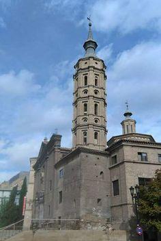 Iglesia de San Juan de los Panetes Zaragoza.