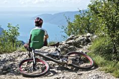 Even though Lake Garda is known for kite- and windsurfing, the northern part lends itself perfectly for mountain biking. As a spout of the Dolomites, this area offers enough trails for a multi-day stay. It's no coincidence the Bike Festival and Bike @GardaConcierge