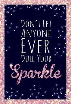 Just Sparkle.