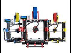 How to Assemble BQ Prusa i3 | DIY 3D Printer Kits | PrintME 3D