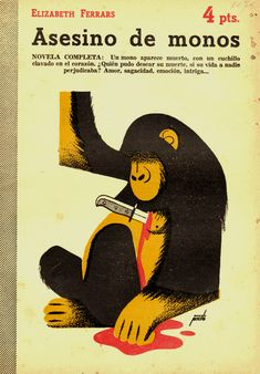 Manolo Prieto, much more than a bull - Crean Monkey Illustration, Illustration Story, Nature Drawing, Beautiful Book Covers, Detailed Drawings, Graphic Design Posters, Book Photography, Book Cover Design, Magazine Design