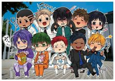 UK and GoM, KnB