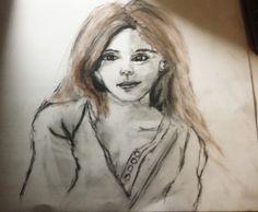 Emma watson portret