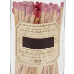 Need matches but don't want plastic or paper waste. Shocking Facts, Waste Paper, Au Natural, Paper Packaging, Green Life, Sustainable Living, Zero Waste, Hippy, Homemaking