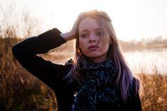 my model Amelia - null
