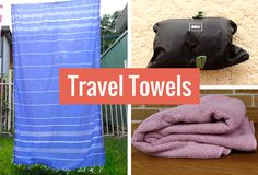best packable towels to pack for your trip