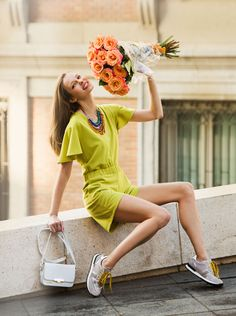 Un bolso blanco también combina con el verano. #handbag #white #fashion
