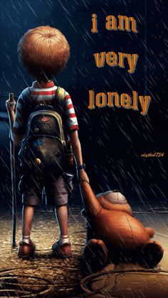 Download Animated 360x640 «lonely» Cell Phone Wallpaper. Category: All for Girls