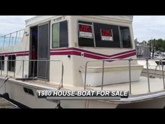 House Boat For Sale BROOKLYN - YouTube