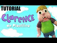 Tutorial Clarence de Plastilina - YouTube