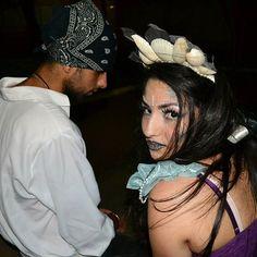 Maquiagem e fantasia de sereia.  Por Ellen Gabriela Affonso. - Dia a Dia das Garotas.