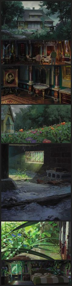 The Secret World of Arrietty. Directed by Hiromasa Yonebayashi and scripted by Hayao Miyazaki and Keiko Niwa. Created by Studio Ghibli.
