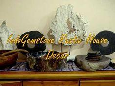 IndoGemstone - RUSTIC HOUSE DECORATION