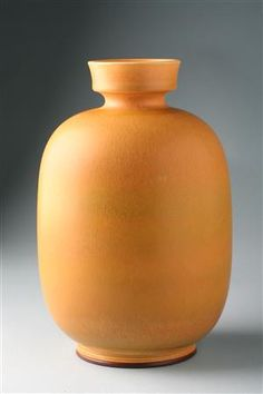Vase, designed by Berndt Friberg for Gustavsberg Art Curator & Art Adviser. I am targeting the most exceptional art! Catalog @ http://www.BusaccaGallery.com