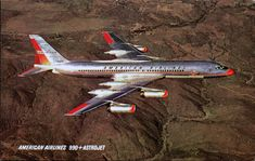 990 Astrojet, American Airlines | by SwellMap