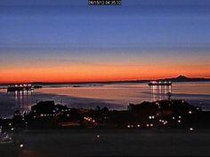 @RinckAngie: Fall sunrise Port Angeles, Wash.