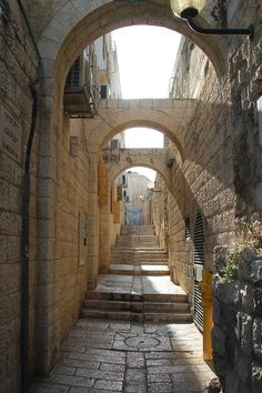 A Visit to Jerusalem's Old City