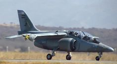Fabrica Militar de Aviones (FMA) IA 63 Pampa advanced jet trainer