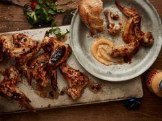 Kuřecí křidélka French Toast, Chicken Recipes, Meat, Breakfast, Morning Coffee