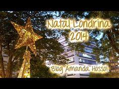 Natal no centro de Londrina 2014 - Amanda Hossoi