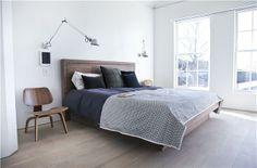 ... - Soveværelse - inspiration til indretning af soveværelse, boligen