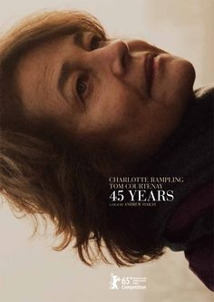 Wk 28 45 Years - Quiet, restrained and intimate study of how past experiences influences life over the years. Exceptional acting by both leads but a bit too sombre for my liking. 3 out of 5 2015 Movies, Hd Movies, Movies To Watch, Movies And Tv Shows, Movie Tv, Tom Courtenay, Film Recommendations, Charlotte Rampling, Party Service