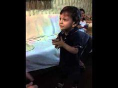 ¿Has visto cómo responde las capitales de los países que le preguntan este niño? #estimulaciontemprana