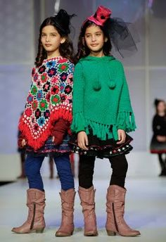 Mim-Pi 70's shawls and boots