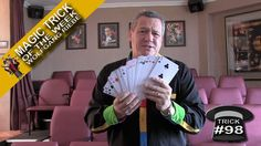 Magic Trick of the Week #98 (Card on Silk) with Wolfgang Riebe