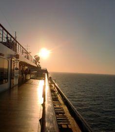 Entardecer - Costa Fortuna