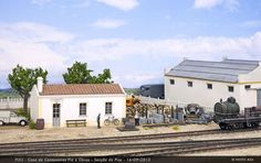 Pias, Casa dos Cantoneiros - Foto MSA